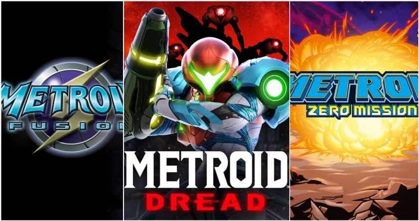 Ahead Of Metroid Dread, Metroid Games Are Dominating The Wii U Chart