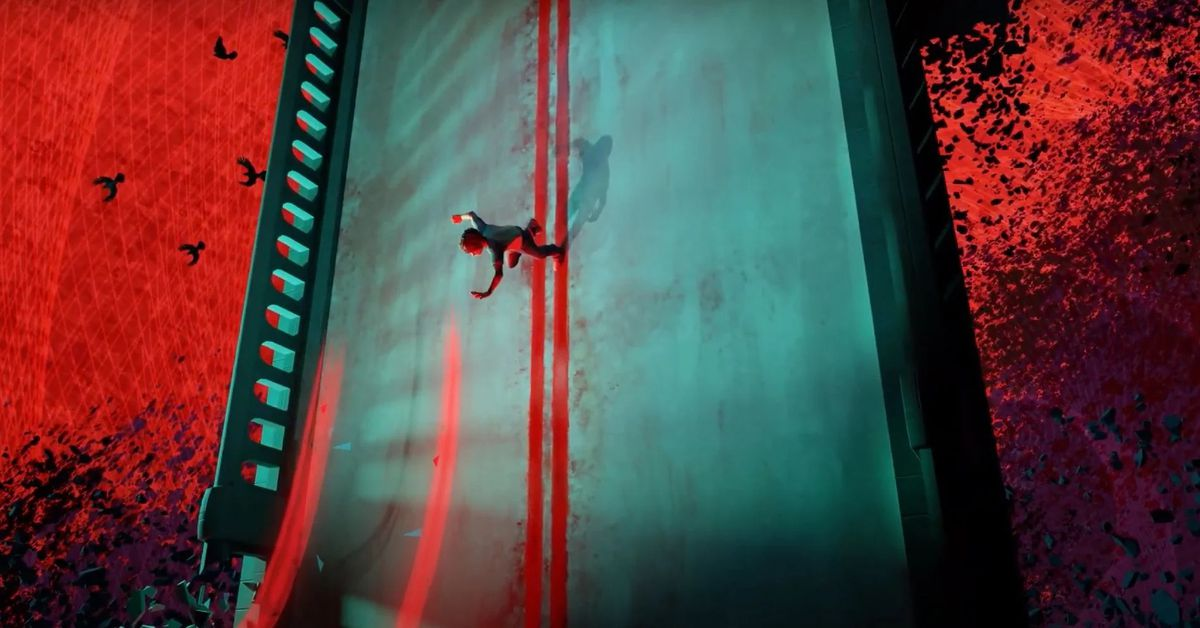 Alfred Hitchcock's Vertigo is a game now in this unexpected adaptation