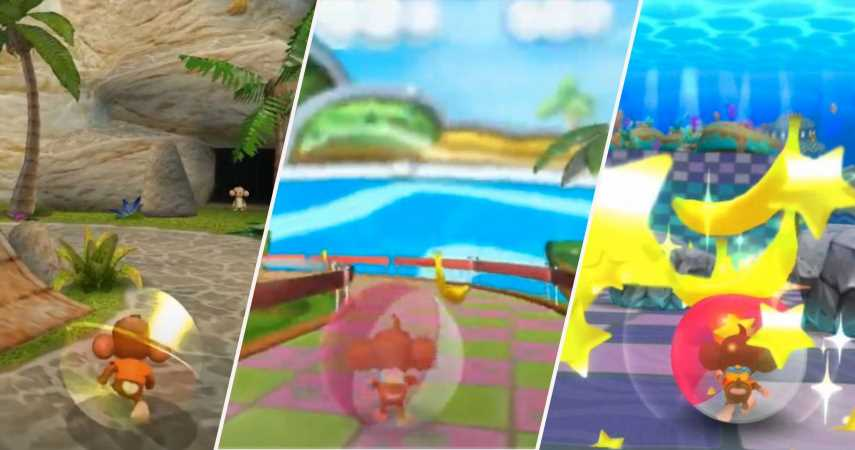 All Super Monkey Ball Console Games Ranked