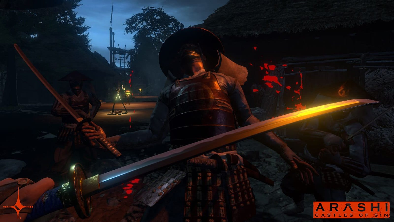 Arashi: Castles of Sin Is A Tenchu-Like Stealth Game For PSVR