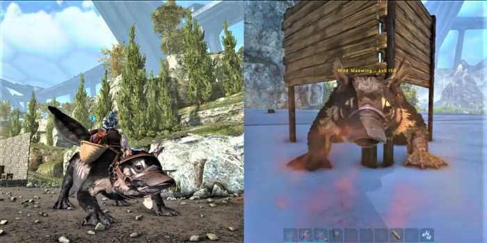 Ark Survival Evolved: How To Tame A Maewing