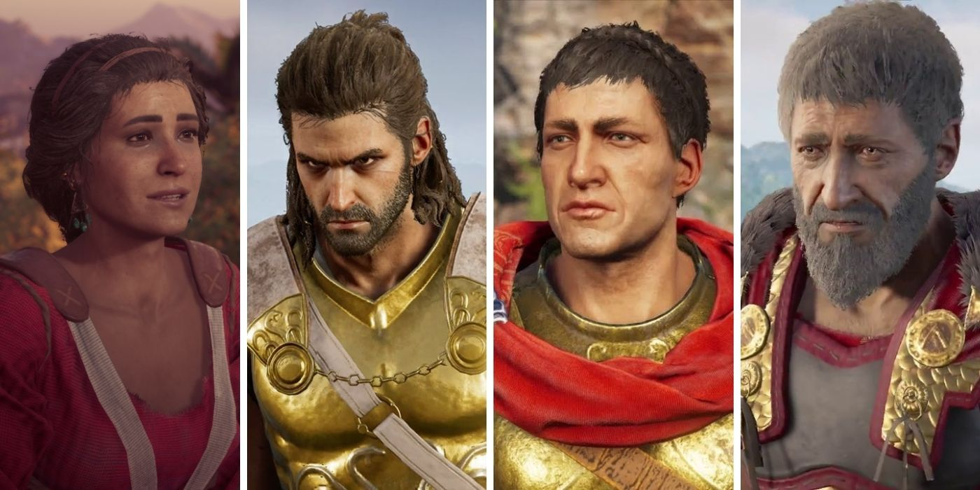 Assassin's Creed Odyssey Endings Ranked