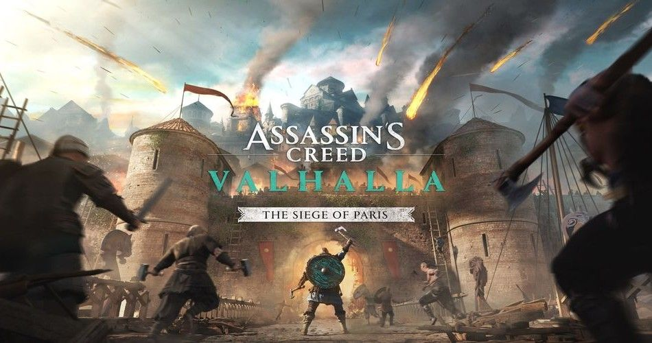 Assassin's Creed Valhalla's Siege Of Paris DLC Takes Place 8 Years After The Base Game According To New Leak