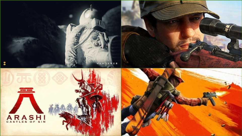 Best New PSVR Games Shown At This Week's Spotlight