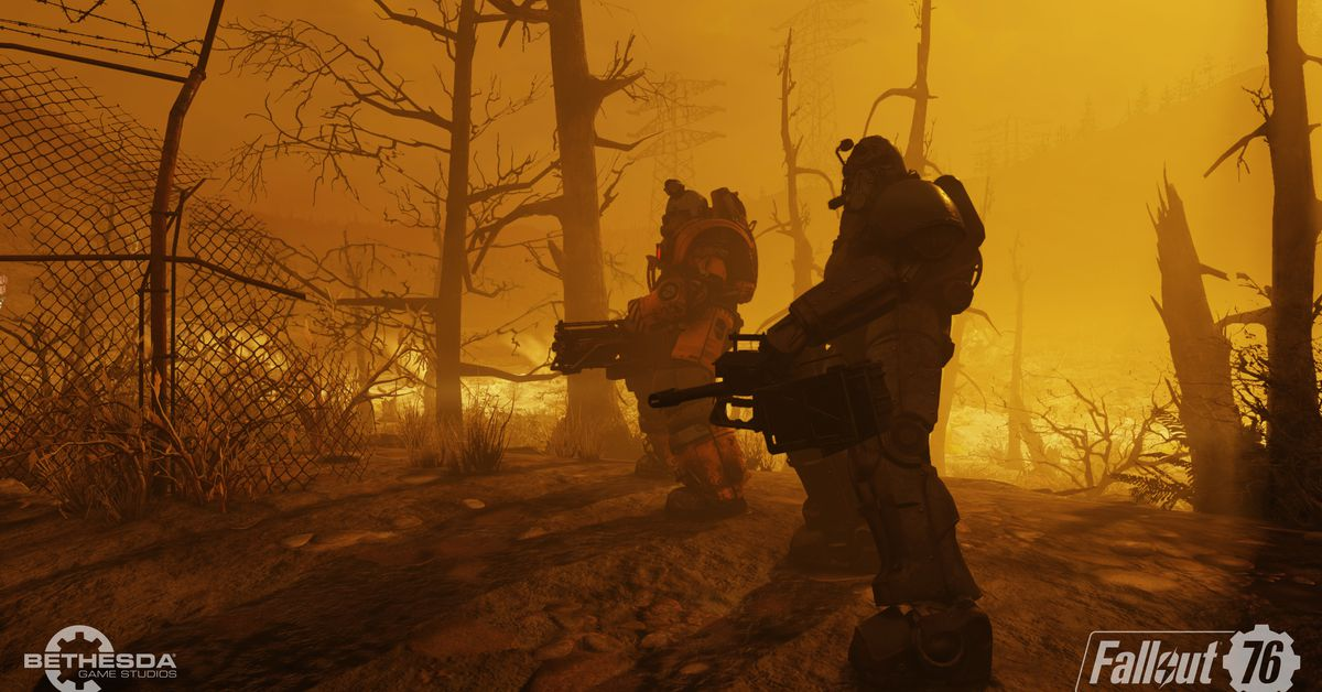 Bethesda cancels Fallout 76's battle royale mode