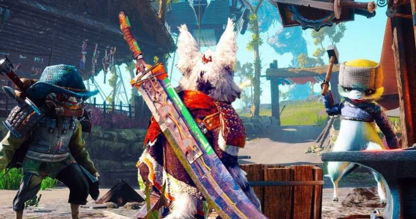 Biomutant: Everything You Need To Know About The Tribes