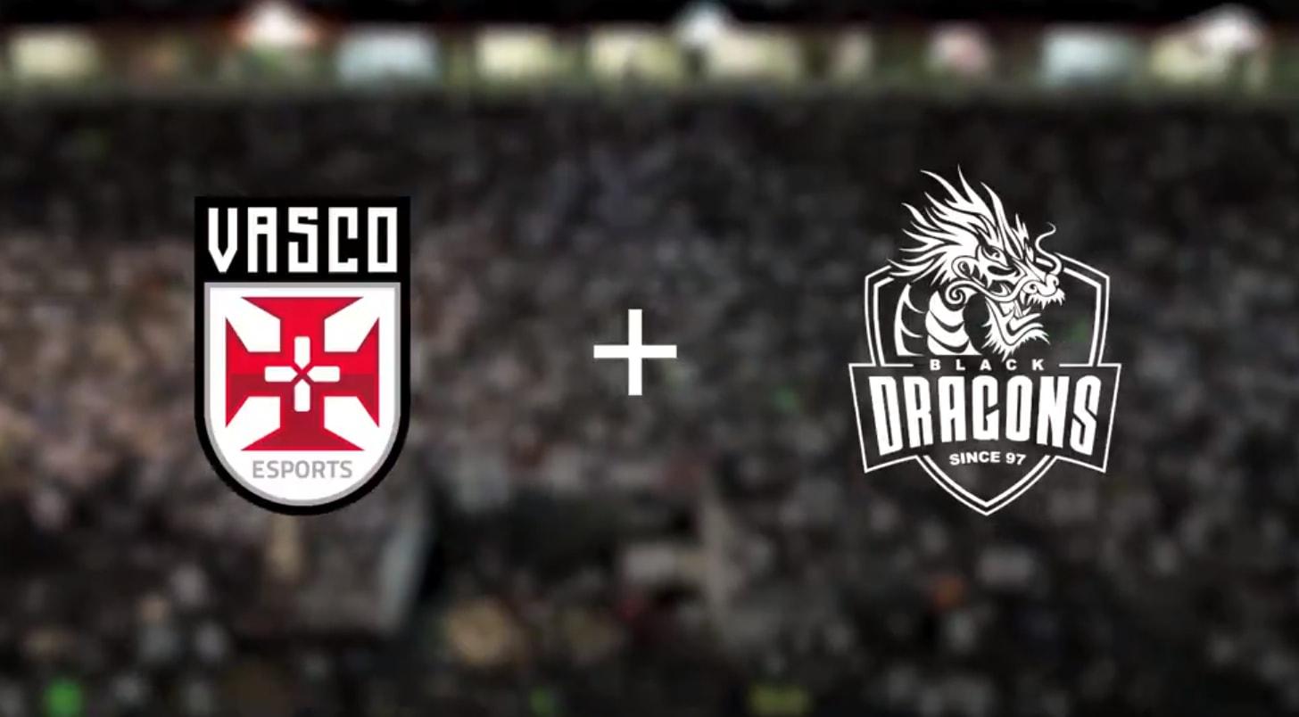 Black Dragons Licenses Soccer Club Vasco da Gama Brand for Esports Project – The Esports Observer