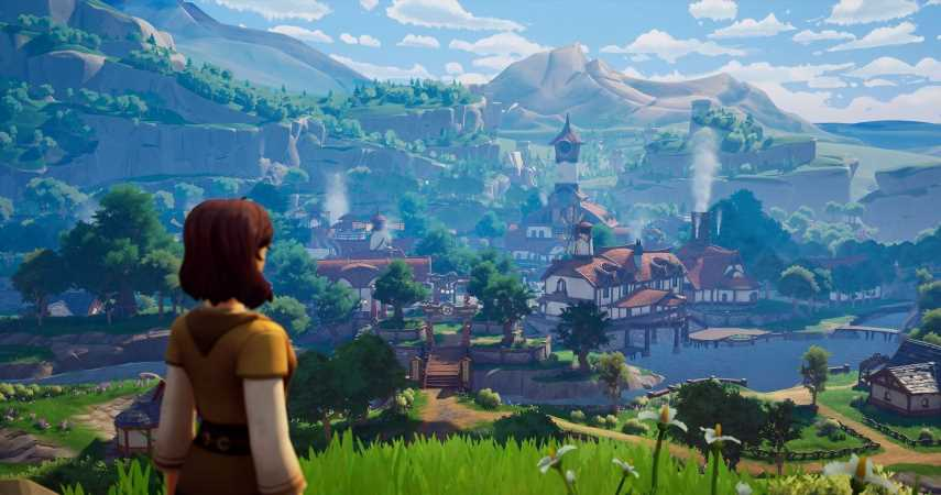 """Blizzard, Epic, and Riot Games Veterans Reveal """"Palia,"""" First Title From Their New Studio"""