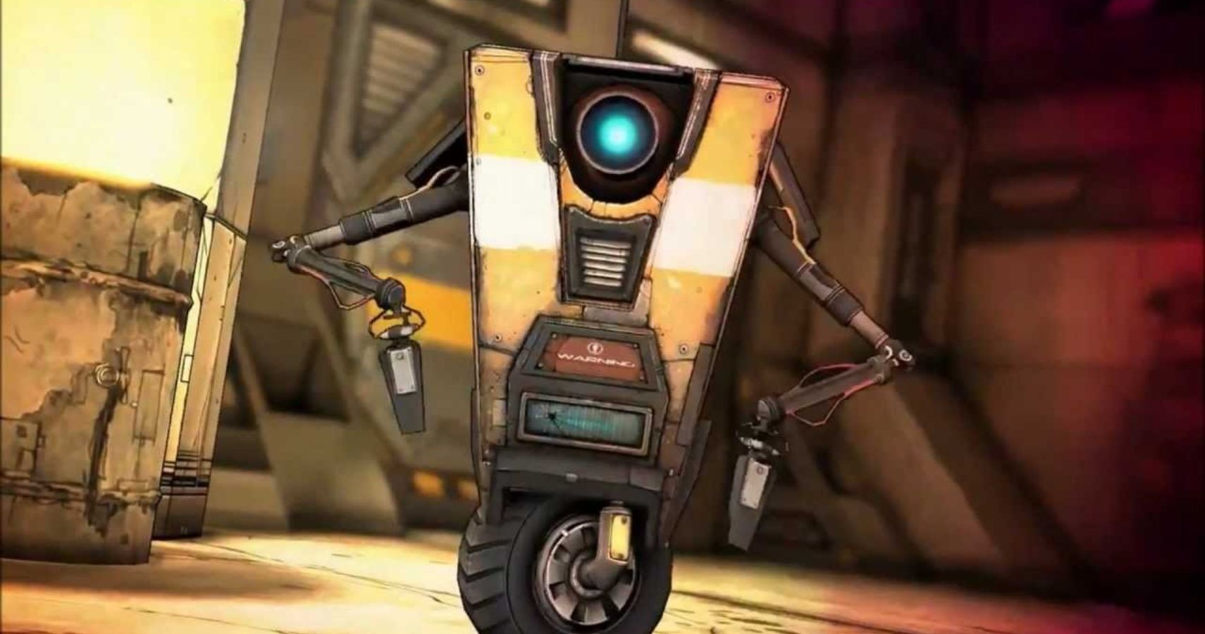 Borderlands Movie Gives First Look At Claptrap, Roland, Tiny Tina, And More