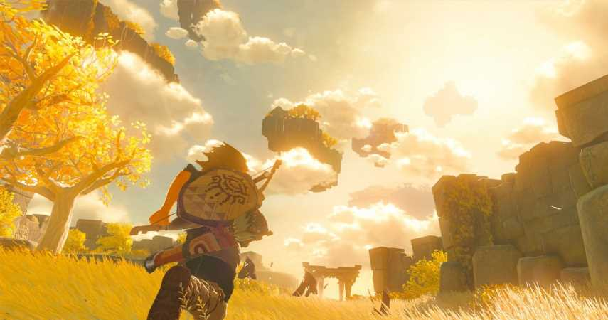 Breath Of The Wild 2 Concept Art Could Hold One Of Link's Biggest Secrets