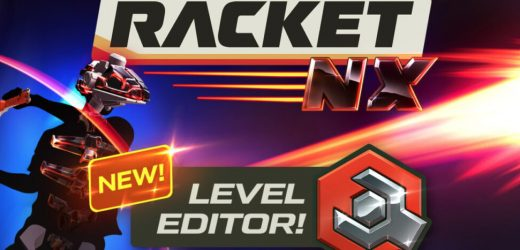 Build Your Own Amazing Arenas With the Racket: Nx Level Editor