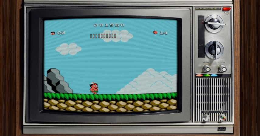 CRT TVs Are Making A Comeback, And It's Thanks To Retro Gaming