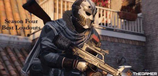 Call Of Duty Warzone Season 4: Best Weapon Loadouts