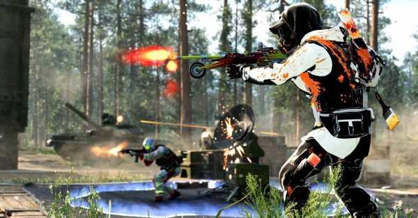 Call of Duty: Black Ops Cold War season 4 patch balances assault rifles (again)