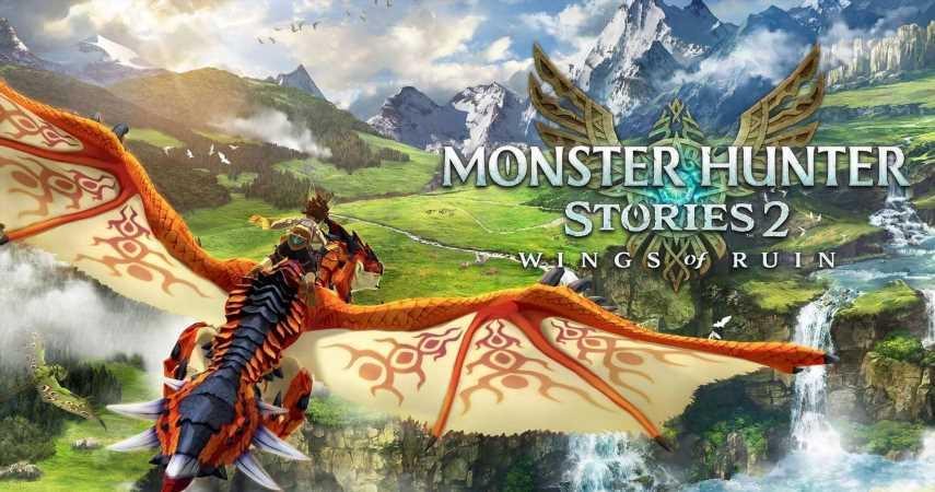 Capcom Reveals More Details About Monster Hunter Stories 2 During E3 2021, Demo Arrives June 25