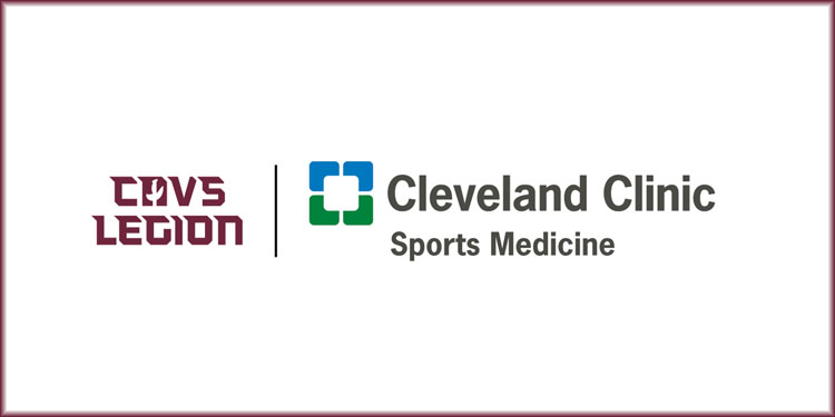 Cavs Legion partners with Cleveland Clinic Sports Medicine to provide medical care for players – The Esports Observer