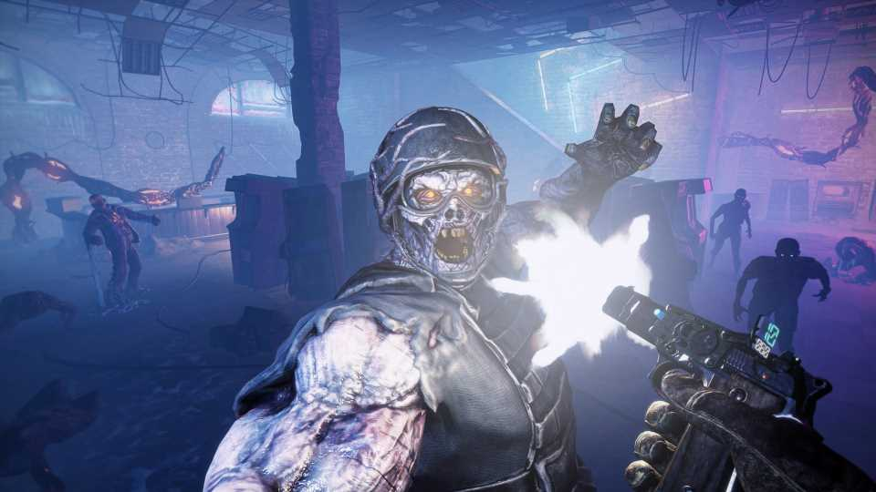 Co-op VR Zombie Shooter After the Fall Gets Closer Look at Combat