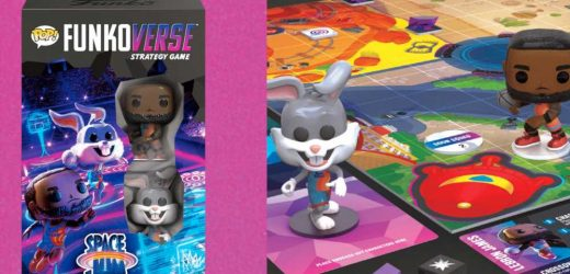 Come On And Slam With Funkoverse Space Jam (Review)
