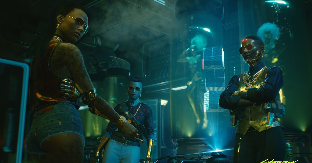 Cyberpunk 2077's latest patch fixes more bugs ahead of PS4 re-release