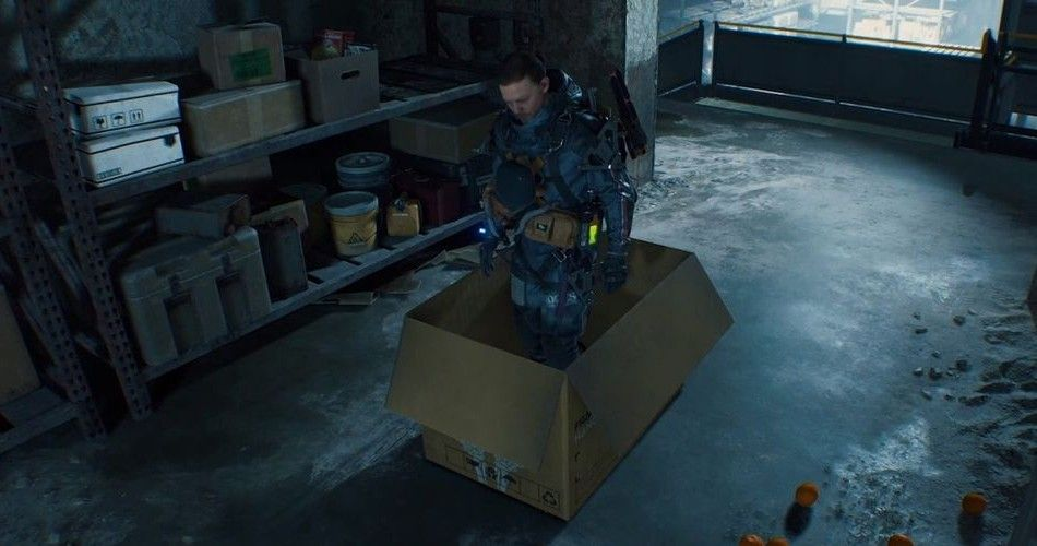 Death Stranding: Director's Cut Has Only Been Rated For PS5