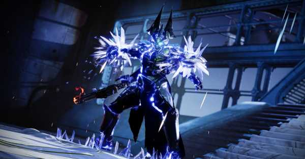 Destiny 2's latest patch might finally fix Stasis abilities