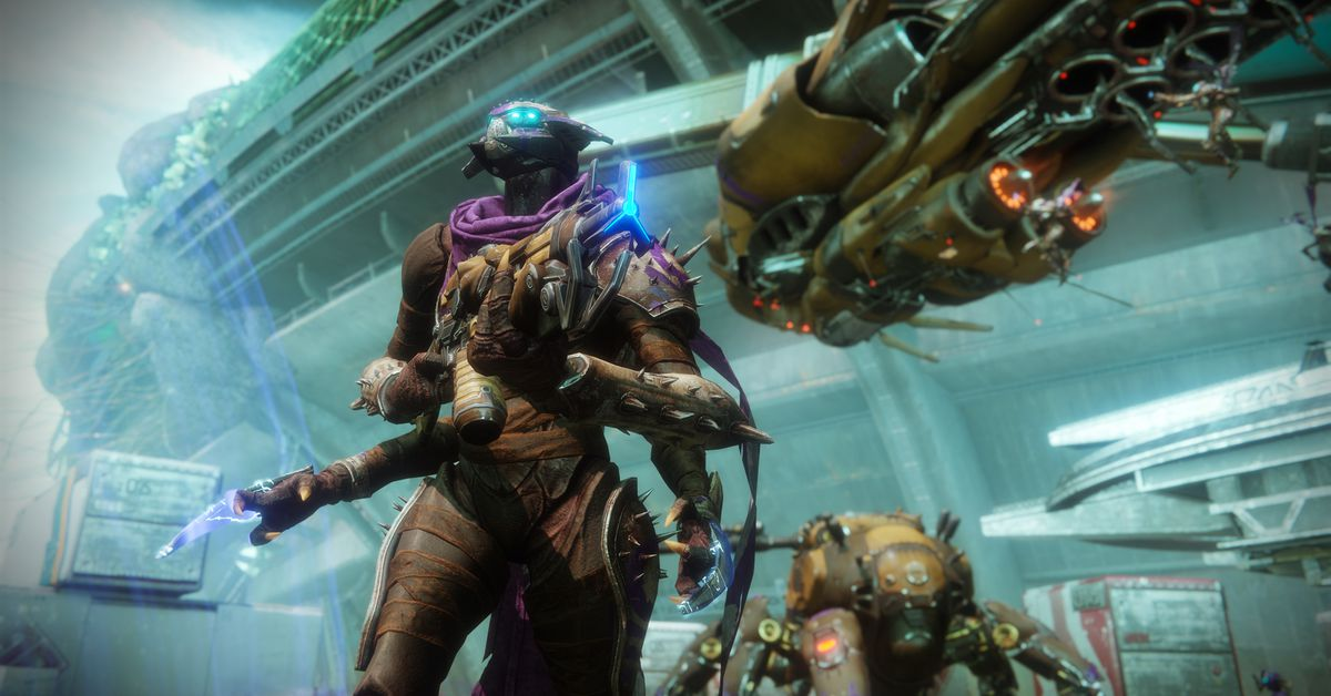 Destiny players and Bungie are currently at war over spoiler culture