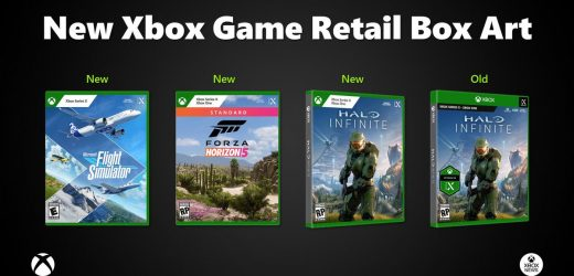 Don't adjust your Xbox: Microsoft changes game cases again