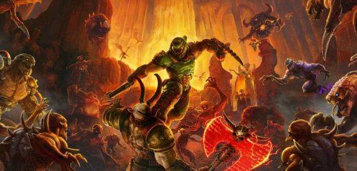 Doom Eternal Next-Gen Update Now Live On Xbox Series X And PS5