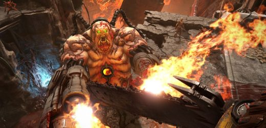 Doom Eternal's PS5 and Xbox Series X free upgrade available now