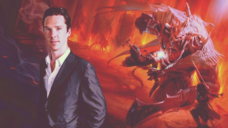 Dungeons & Dragons Movie Reportedly Adds Benedict Cumberbatch To Cast