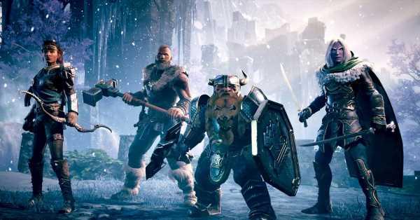 Dungeons & Dragons: Dark Alliance has rough edges, but the deep comfort of nostalgia