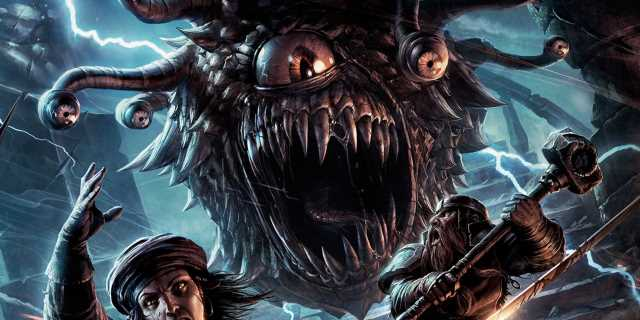 Dungeons & Dragons Might Unveil A Digital Subscription Service And Virtual Tabletop This Year