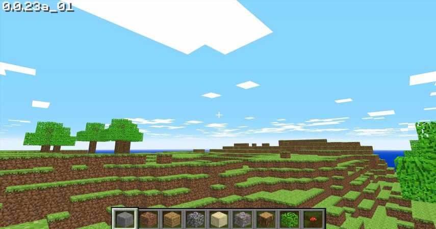 Early Version Of Minecraft Thought To Be Lost Has Been Found After Ten Years