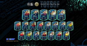 FIFA 20 Ultimate TOTS with Van Dijk, Henderson, Trent Alexander-Arnold and Mane