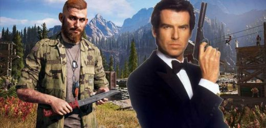Far Cry 5's Fan Made GoldenEye Levels Have Been Hit With A Copyright Claim
