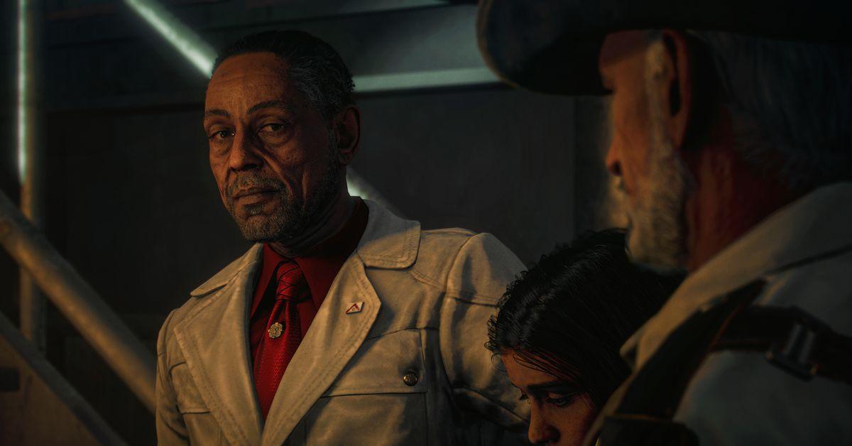 Far Cry 6 writer: Yeah, our game is political