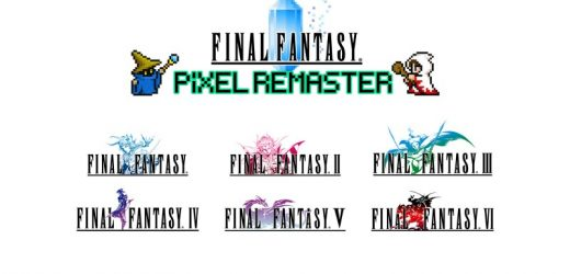 Final Fantasy 1-6 Are Coming Back With Pixel Remasters