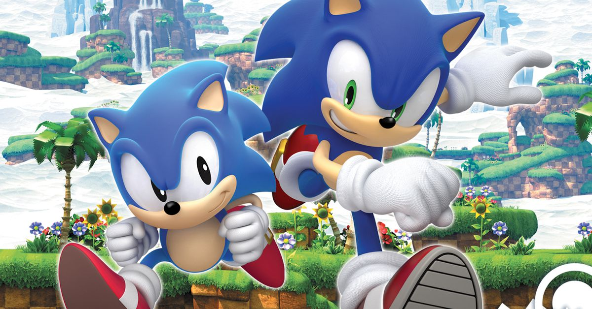 First-person Sonic the Hedgehog mod looks like great way to puke fast