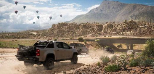 """Forza Horizon 5 Will Be """"The Most Fun And Accessible And Inclusive Horizon Ever"""""""