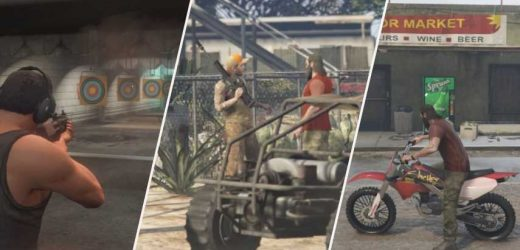 GTA 5: How To Improve Your Aim Without Auto Aim