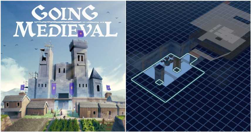 Going Medieval: How To Build Underground