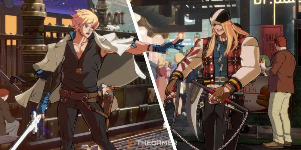 Guilty Gear Strive: The Best Fighters For Beginners