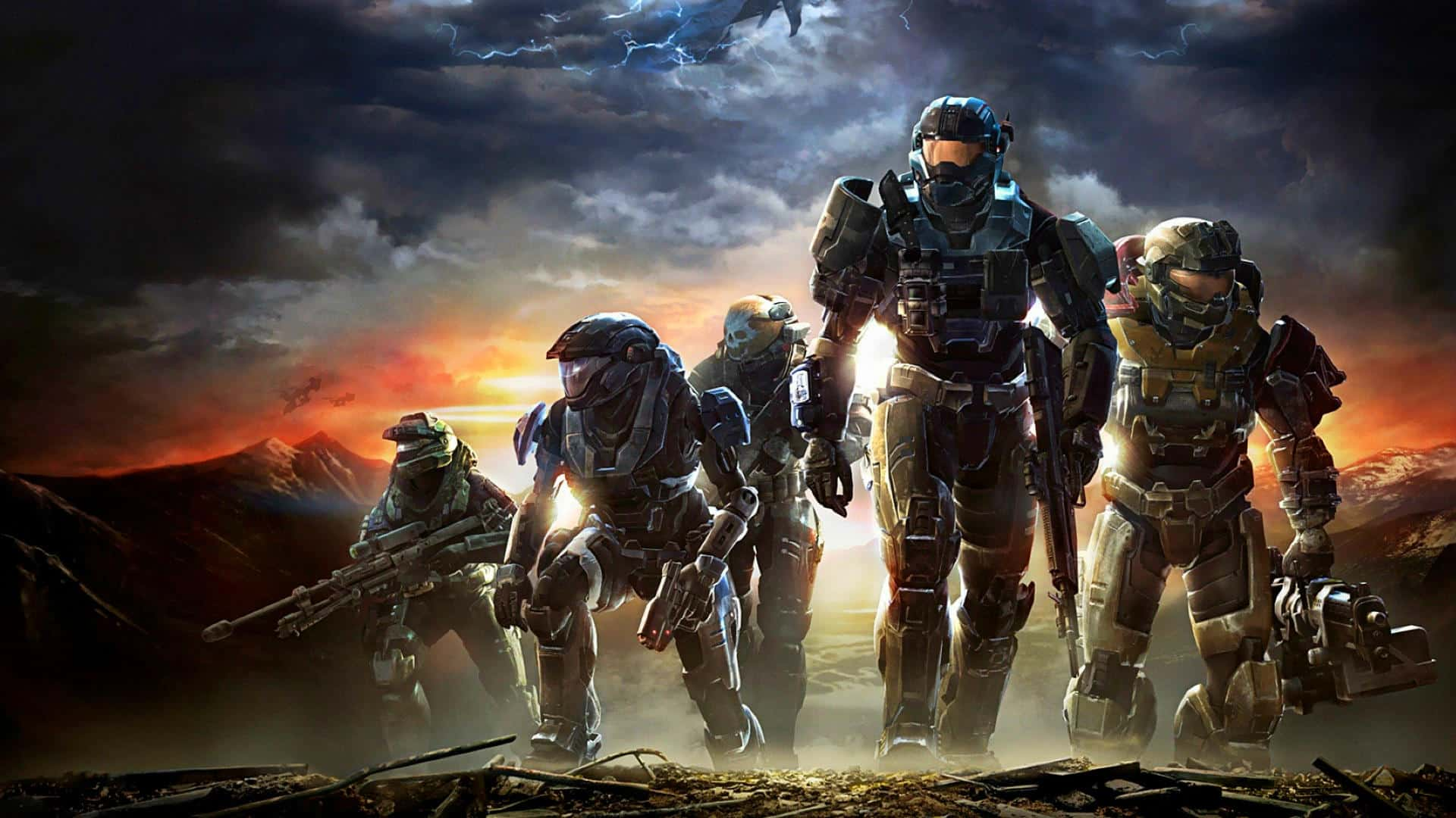 Halo: Reach VR Mod Is 'On Ice' As Dev Joins Series