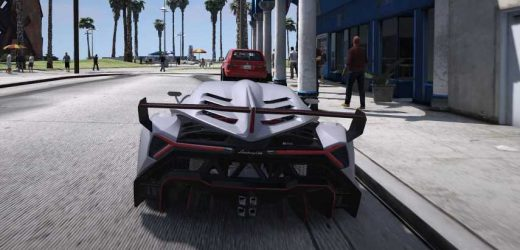 Here's What Grand Theft Auto 5 With Ray Tracing Looks Like