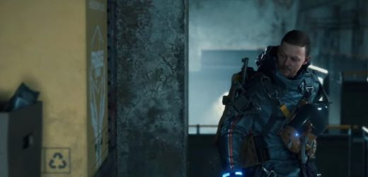 Hideo Kojima Announces Death Stranding: Director's Cut