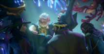 Hit Detection Won't Be Fixed In Sea Of Thieves: A Pirate's Life, But Rare Is Working On It