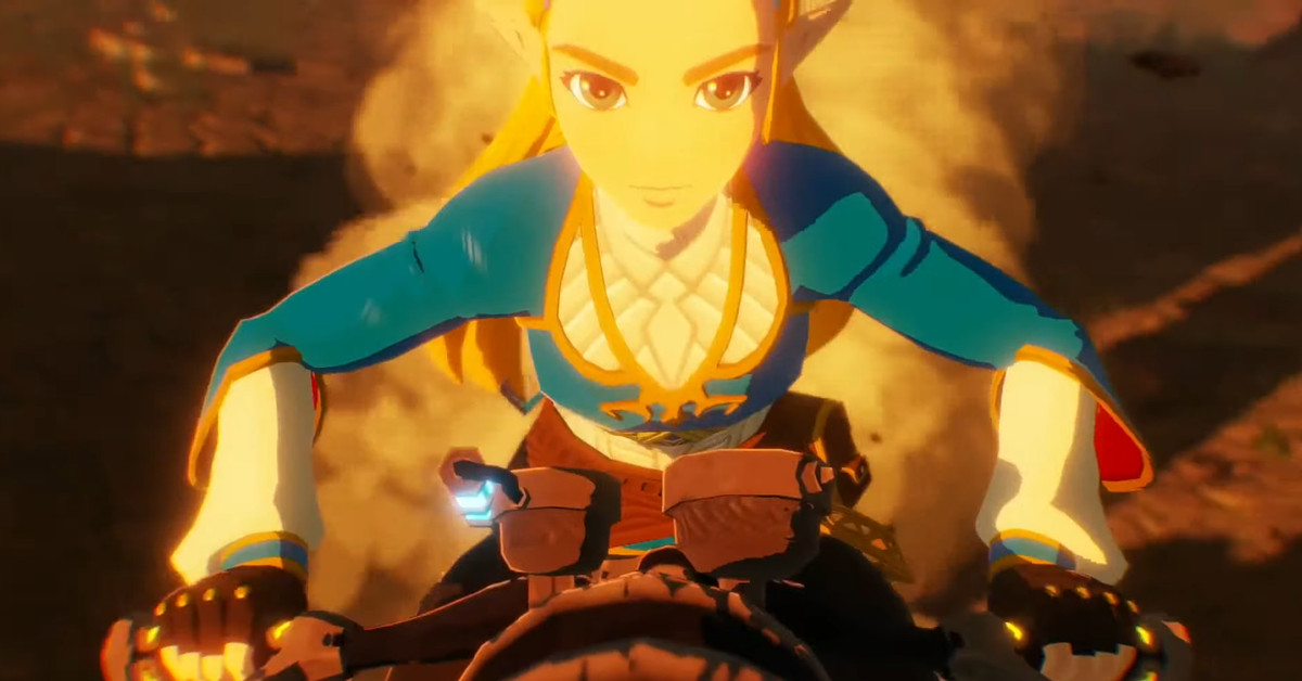 Hyrule Warriors: Age of Calamity expansion pass coming in June