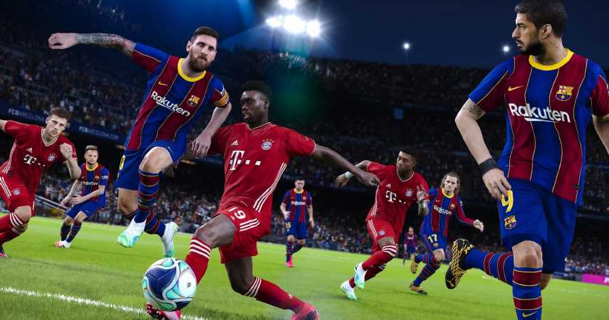 Konami Has Launched An Open Beta For PES 2022