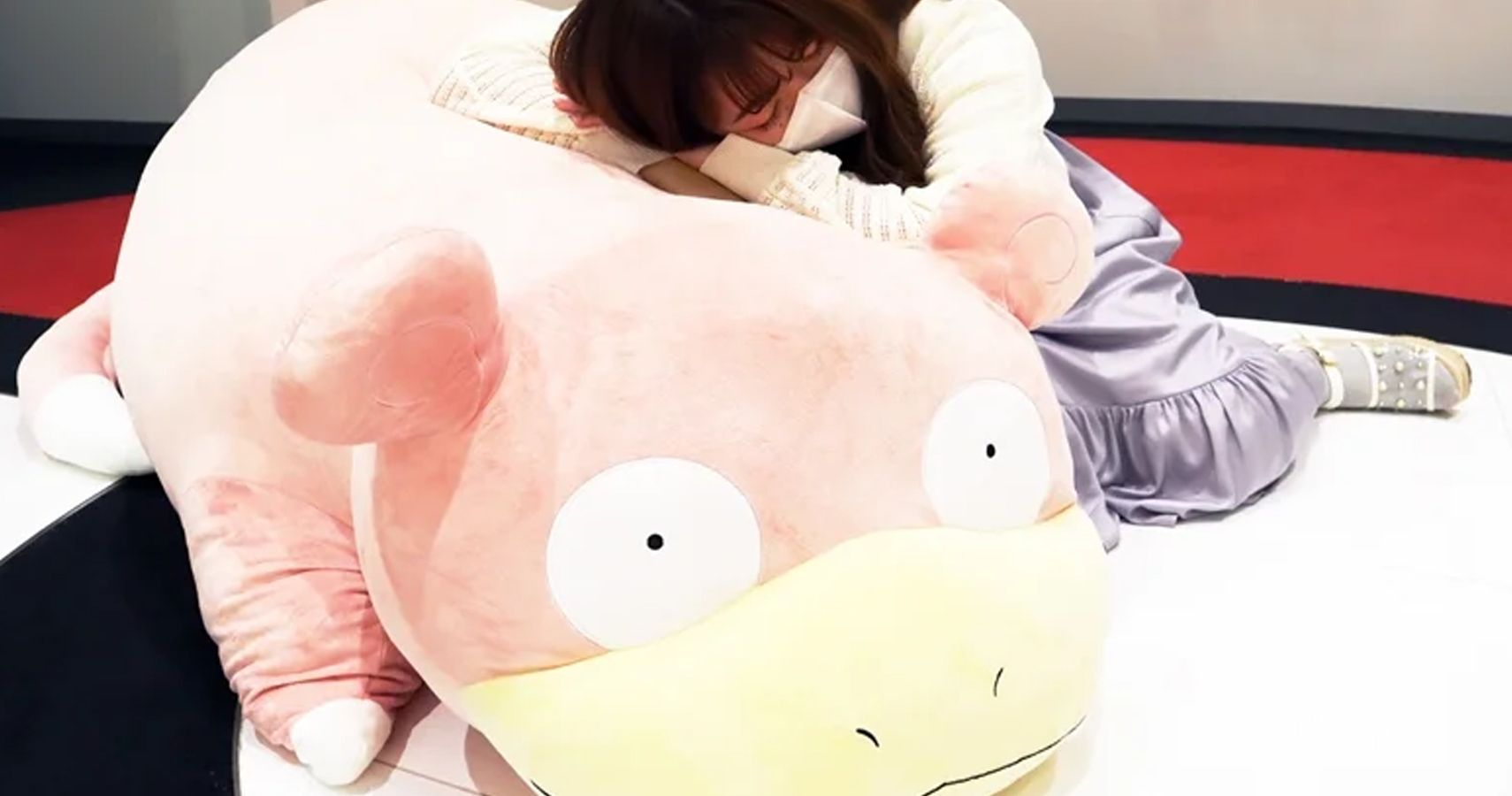 Life-Size Slowpoke Pokémon Plushie Available For Pre-Order For $450