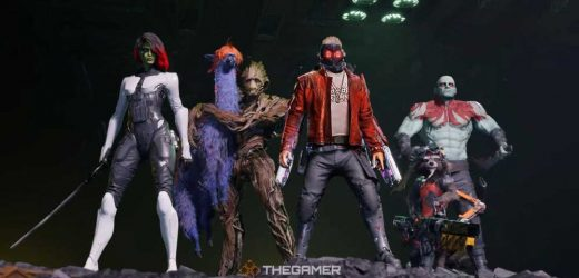 MCU Costumes Will Be Included In Upcoming Guardians Of The Galaxy Game